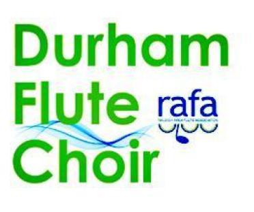 Durham Flute Choir logo